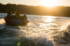 Sunset Sliding (Mark Griffith) Tags: lakesammamish sammamish sony70300mmf4556 sonya7rii washington 20160913dsc09887