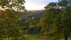 September light (sandaodiatiu) Tags: foliage countryside prahovacounty mist landscape light