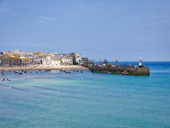 St. Ives Harbor (bobw235) Tags: stives cornwall uk harbor