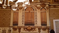 Music Room (Terry Hassan) Tags: usa florida miami palmbeach flaglermuseum whitehall mansion museum musical organ pipes music room