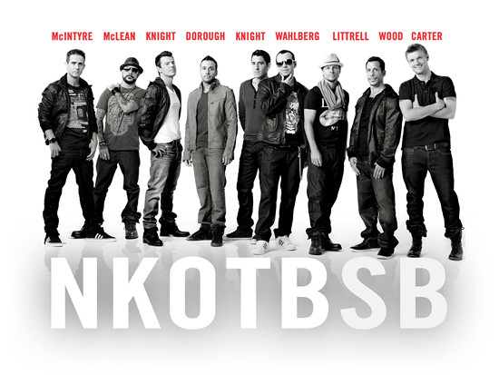 New Kids on The Block and Backstreet Boys Live in Manila