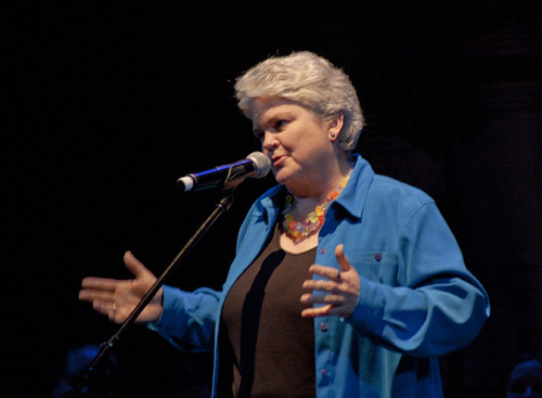 Jo Tyler, Audience Storyteller
