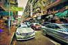From my Shum Shui Po Photowalk (mozartet) Tags: photoshop mercedes benz nikon hong kong po 28 20mm nikkor hdr shum shui artizen d700
