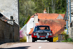 Tour Auto 2012 - Lancia (Guillaume Tassart) Tags: auto france car race vintage 2000 tour rally automotive racing historic course classics legends rallye lancia optic