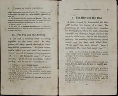 French Primer 1905 - compositions (AndyBrii) Tags: paris london french australia ephemera una newsouthwales primer pearce 1905 parkes hachette governess blouet