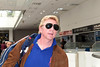 Boris Becker at Nice Airport during the 65th Cannes Film Festival. Nice, France
