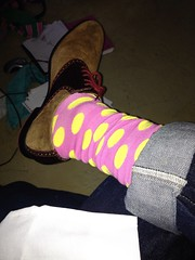Cole Haan & Rampant Sporting (coloredsoxrock) Tags: socks cole spot mens sporting haan rampant