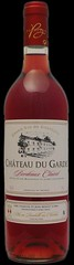 Bordeaux Clairet du Château du Garde