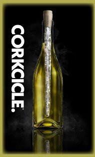 品位之选:corkcicle葡萄酒、红酒冷却器