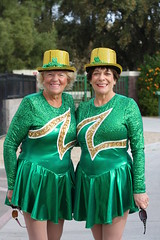 Saint Patrick's Day Phoenix (PhotographybyFRANCO) Tags: arizona green phoenix hat yellow group parade downtownphoenix performers 2012 saintpatricksday irishculturalcenter sparles
