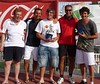 "Nacho Homs y Jeremias Pelegrini campeones de consolacion 3 masculina campeonato padel malaga cofrade • <a style=""font-size:0.8em;"" href=""http://www.flickr.com/photos/68728055@N04/7338995946/"" target=""_blank"">View on Flickr</a>"
