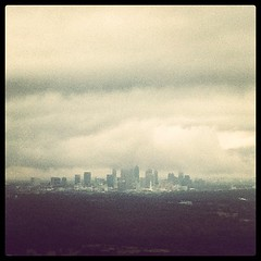 Why hello ATL. Glad to see you again although you're looking quite somber today
