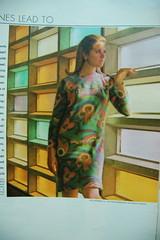 Rabbit fur? (<Vicky's Flicks>) Tags: fashion vintage 60s retro 1967 1960s magazines sixties seventeen