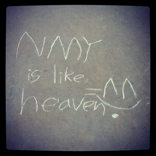 """NMY is like heaven."" @tcslj"