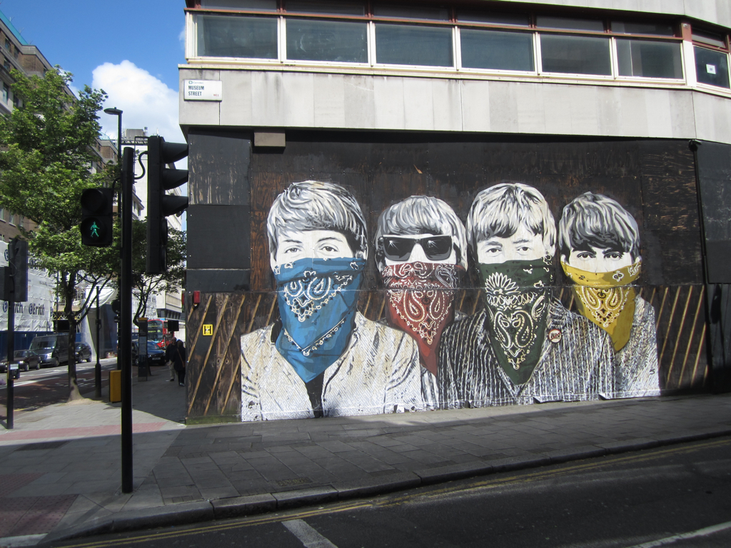 The World S Best Photos Of Beatles And Mrbrainwash