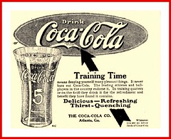 1914 Coca-Cola Training Time (carlylehold) Tags: robert vintage cocacola advertisements 1914 keeper haefner carlylehold robertchaefner