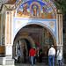 Bulgaria-0580 - Entrance to Rila Monastery