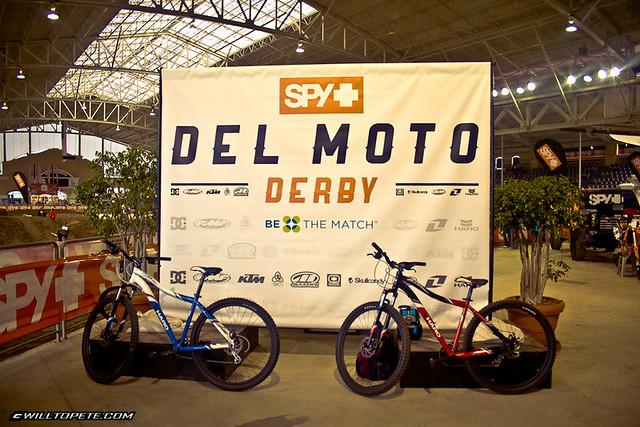 Spy Del Moto Derby