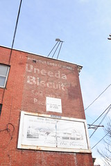 Uneeda Biscuit Ghost Sign, Schenectady, N.Y. (chuckthewriter) Tags: uneedabiscuit ghostsign schenectady