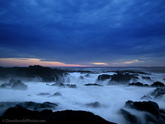 Flow of the sea (Dave Arnold Photo) Tags: ocean longexposure sunset sea sky usa cloud seascape nature beautiful oregon landscape us photo timelapse rocks view natural pacific image or arnold picture wave pic nationalforest photograph le spoutinghorn cape ore tranquil perpetua yachats chasm capeperpetua waterinmotion lincolncounty siuslaw davearnold coastalview centraloregoncoast cookschasm mistywater coadt davearnoldphotocom violentsea mygearandme thorswell