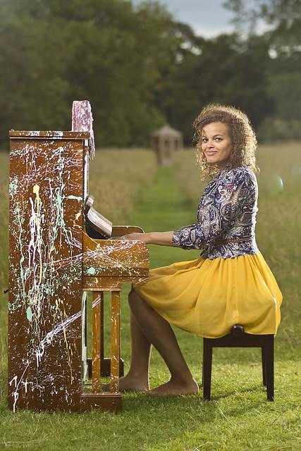 Yasmin Awome singer songwriter