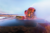 Behind the Curtain, Fly Geyser (Jared Ropelato) Tags: winter sunset wild west art nature water beautiful beauty landscape spring desert natural pacific outdoor nevada conservation environmental steam formation mineral pacificnorthwest environment wilderness geyser pnc conserve flygeyser ropelato jaredropelato ropelatophotography