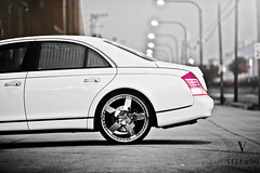 Maybach, vellano VSK (Vellano Forged Wheels) Tags: white chicago chrome luxury forged 2012 maybach vellano 3pc jeremycliff forgedwheels multipiece vellanowheels jeremycliffcom vellanowheelscom leesforeighcars
