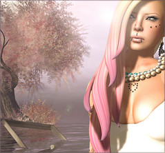 - one voice/my voice -  #3 (FlowerDucatillon) Tags: flower fashion one blog post voice secondlife pixel pills wasabi redgrave gizza onevoice slupergirls