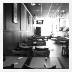 Empty (sfPhotocraft) Tags: empty tables deli restuarant lonely brynmawr 2012