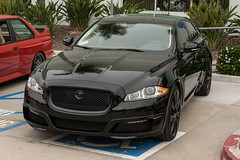 Jaguar XJ (CFlo Photography) Tags: house wheel open wheels jaguar rim 2012 xj hre cflo hreopenhouse cflophotography