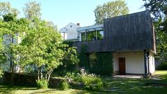 Helsinki - Aalto House (2) (evan.chakroff) Tags: house architecture 1936 finland helsinki aalto evanchakroff chakroff