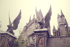hogwarts (gabriellvieira) Tags: photo hipster harry potter harrypotter dreams universal hogwarts