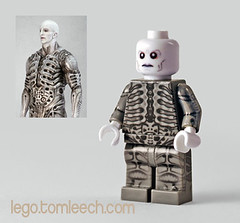 The Last Engineer (Prometheus) (tomleech) Tags: ian lego space mini suit jockey figure minifig custom pressure engineer pilot biomechanical giger whyte prometheus ossian malakak