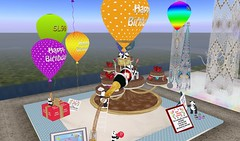 20120624 SL9B display (lexxigynoid) Tags: sl9b secondlife9thbirthday june242012