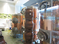 Microbrewery in Tap East