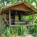 Typical bungalow, Ko Chang Noi, Ranong province, Southern Thailand