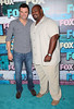 Seth MacFarlane and Kevin Michael Richardson Fox All-Star Party held at the Soho House - Arrivals West Hollywood, California