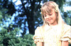 Jodie Foster in her first film 'Tom Sawyer'