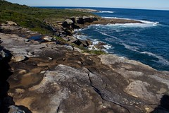 rocks and waves (Val in Sydney) Tags: sydney australia henry nsw heads cape banks infocus highquality