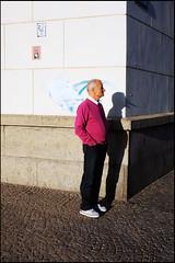 (Jacek Szust) Tags: man color streetphotography jacek pinokio szust wwwfacebookcomszustphotography