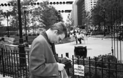 NYC on film (vote4blake) Tags: film leica m7 trix trix400 kentmere nyc new york city street shots shooting grain bw black white cbiogon carl zeiss 35mm 3528 35 mm f28 m mount manual focus sunny 16 high line soho portraits