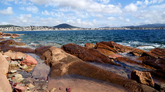 Rochers de Sanary (fafisavoie) Tags: sanary mer rochers plage soleil landscape paysage samsung
