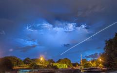 Thunder Storm (Roberto Espinoza Lpez) Tags: thunderstorm storm rayos largaexposicin longexposure longexposition photography nikon d3200 landscape nikonistas