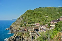 2016-07-04 at 14-25-35 (andreyshagin) Tags: riomaggiore italy architecture andrey shagin summer nikon d750 daylight trip travel town tradition beautiful