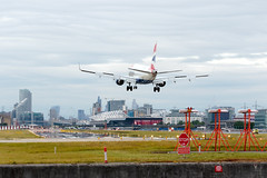BA CityFlyer - Embraer ERJ-170STD - G-LCYH  London City Airport (paulstevenchalmers) Tags: london londoncity airport lcy