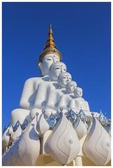 20152912dw054 copy (Dax Ward Photography) Tags: temple buddha statue wat thailand buddhist unique blue sky asia travel