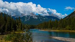 DSC_0005 (Adrian De Lisle) Tags: banffnationalpark banff mountains bowriver