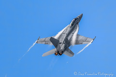 F/A-18 Superhornet (Chris Parmeter Photography (smokinman88)) Tags: fa18 superhornet jet fighter boeing northrup military flying airshow nikon d500 sigma 150600mm