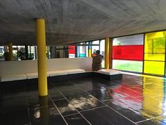 2016-07-01 12.40.04 (julien.meyrat) Tags: le corbusier cite universitaire paris france pavilion suisse maison du brazil lucio costa modern architecture charles edouard jeanneret brutalism concrete student housing