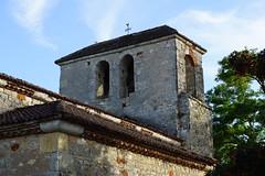 Eglise de Floressas (marc.fray) Tags: floressas glise eglisesaintmartin architecture architecturereligieuse clocher lot midipyrnes france roman